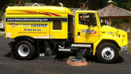 porous pavement cleaning and maintenance